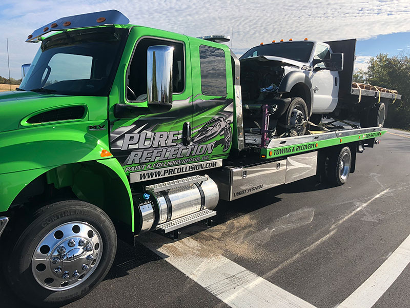 Pure Reflection Towing Services